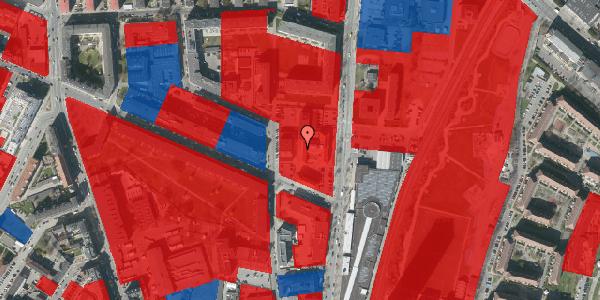 Jordforureningskort på Bygmestervej 61, 2400 København NV