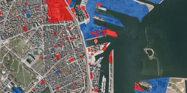Jordforureningskort på Marmorvej 13A, 1. th, 2100 København Ø