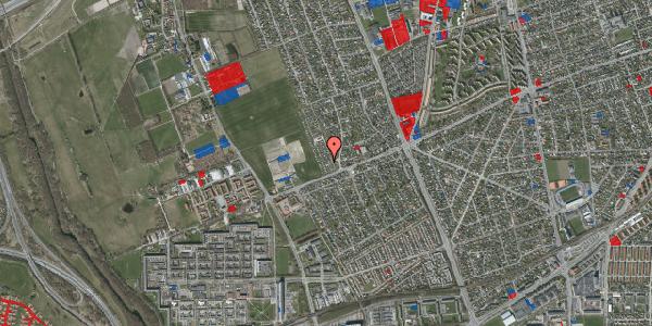 Jordforureningskort på Hf. Dahlia 101, 2650 Hvidovre