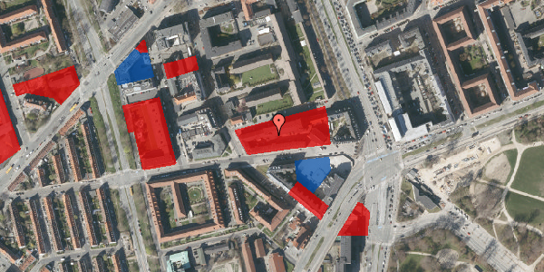 Jordforureningskort på Aldersrogade 6H, 2100 København Ø