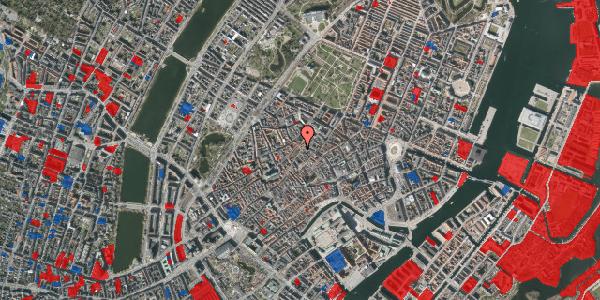 Jordforureningskort på Skindergade 6, 3. , 1159 København K