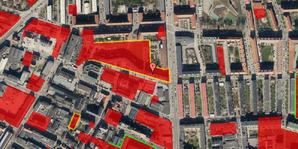 Jordforureningskort på Dortheavej 2, 4. 16, 2400 København NV
