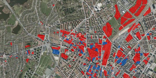 Jordforureningskort på Bispevej 10, st. , 2400 København NV