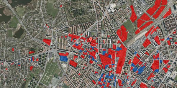 Jordforureningskort på Bispevej 12, st. , 2400 København NV