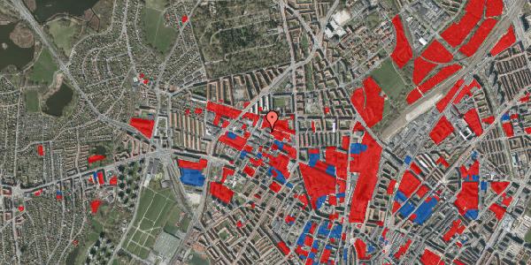 Jordforureningskort på Bispevej 16, st. , 2400 København NV