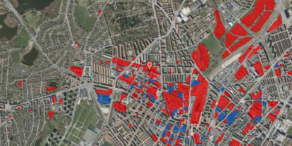 Jordforureningskort på Dortheavej 9, st. , 2400 København NV