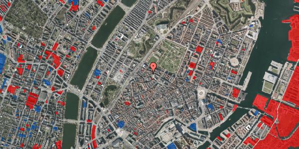 Jordforureningskort på Hauser Plads 30A, 2. , 1127 København K