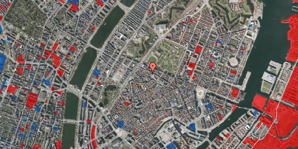 Jordforureningskort på Hauser Plads 30A, kl. , 1127 København K