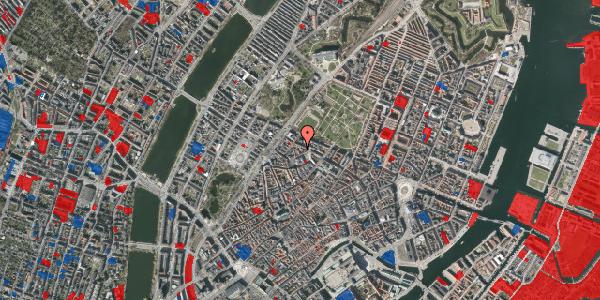Jordforureningskort på Hauser Plads 30C, 1. , 1127 København K