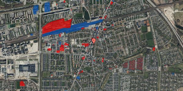 Jordforureningskort på Taastrup Hovedgade 111A, 2. 4, 2630 Taastrup