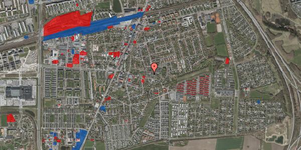 Jordforureningskort på Valbyvej 47B, st. 26, 2630 Taastrup