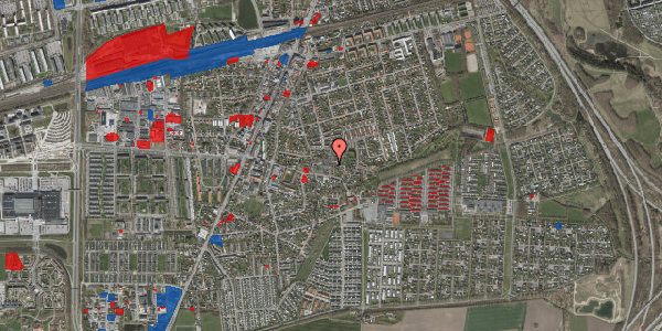 Jordforureningskort på Valbyvej 47C, st. 38, 2630 Taastrup