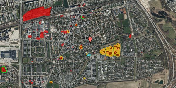 Jordforureningskort på Valbyvej 47C, st. 39, 2630 Taastrup
