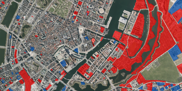 Jordforureningskort på Peder Skrams Gade 24, 3. , 1054 København K