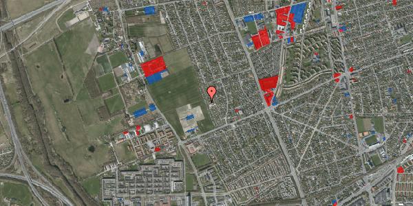 Jordforureningskort på Hf. Dahlia 78, 2650 Hvidovre