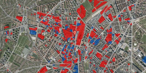 Jordforureningskort på Rebslagervej 8, 2400 København NV
