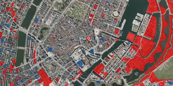 Jordforureningskort på Nikolaj Plads 25A, 1067 København K