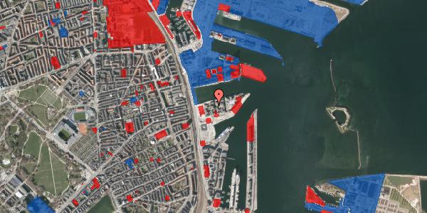 Jordforureningskort på Marmorvej 15B, 2. th, 2100 København Ø