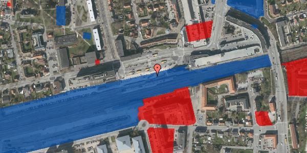 Jordforureningskort på Banegårdspladsen 9, 2600 Glostrup