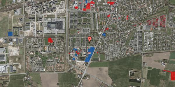 Jordforureningskort på Sankt Ibs Alle 120, 2630 Taastrup