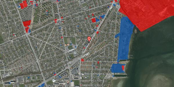Jordforureningskort på Gammel Køge Landevej 306G, 1. , 2650 Hvidovre