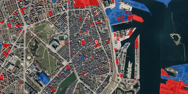 Jordforureningskort på Rosenvængets Hovedvej 35, 1. , 2100 København Ø