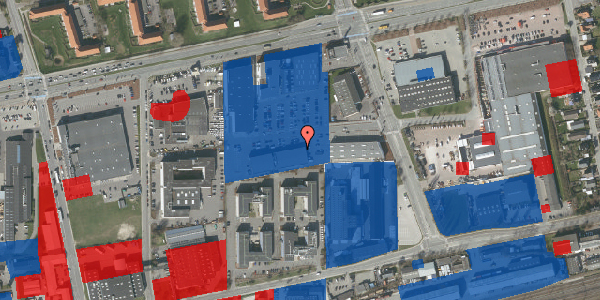 Jordforureningskort på Hermods Allé 7, 2600 Glostrup