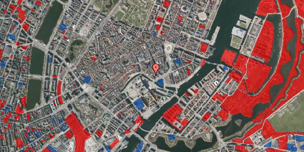 Jordforureningskort på Boldhusgade 1, 1062 København K