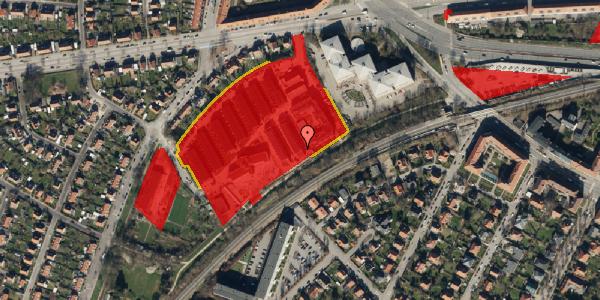 Jordforureningskort på Rabarbervej 52, 2400 København NV