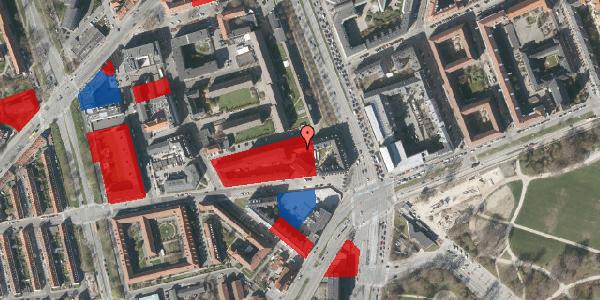 Jordforureningskort på Aldersrogade 6B, st. , 2100 København Ø
