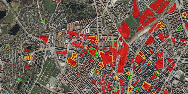 Jordforureningskort på Rentemestervej 38A, 2400 København NV