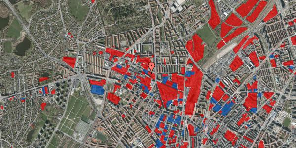 Jordforureningskort på Rentemestervej 38B, 2400 København NV