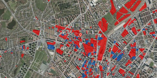 Jordforureningskort på Rentemestervej 38C, 2400 København NV