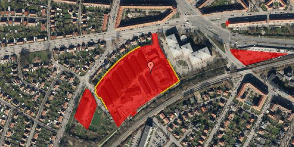 Jordforureningskort på Rabarbervej 12, 2400 København NV