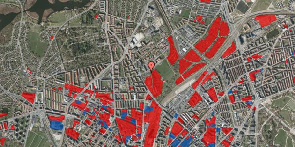 Jordforureningskort på Bispebjerg Bakke 6, 2400 København NV