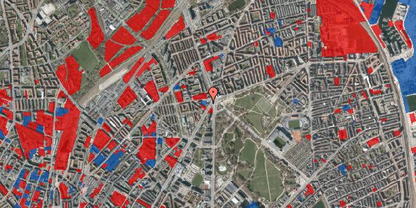 Jordforureningskort på Jagtvej 169A, 1. th, 2100 København Ø