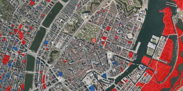 Jordforureningskort på Sjæleboderne 4, 3. tv, 1122 København K