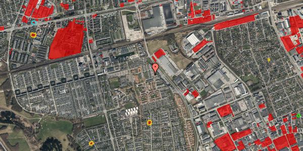 Jordforureningskort på Grønkløvervænget 26, 2625 Vallensbæk