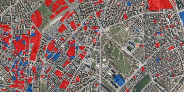 Jordforureningskort på Jagtvej 160, 2100 København Ø