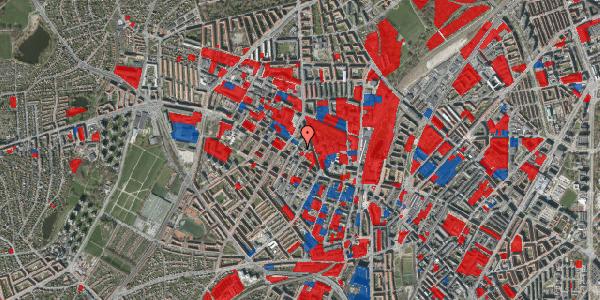 Jordforureningskort på Brofogedvej 8, 2. , 2400 København NV