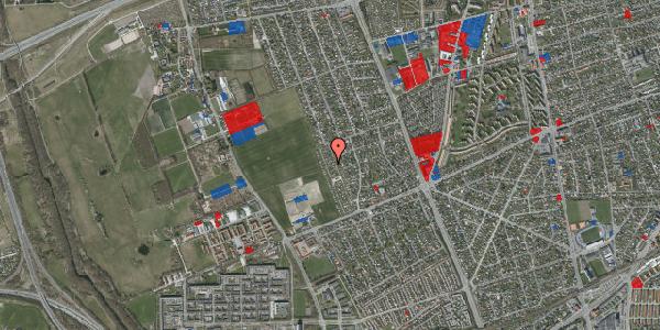 Jordforureningskort på Hf. Dahlia 69, 2650 Hvidovre