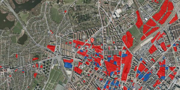 Jordforureningskort på Birkedommervej 33, 2400 København NV