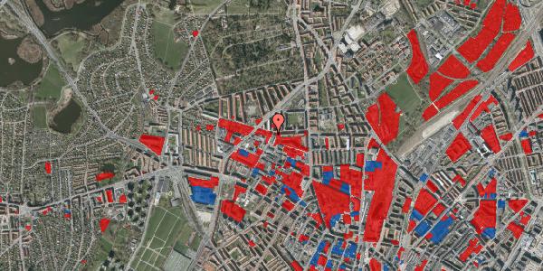 Jordforureningskort på Birkedommervej 29, 2400 København NV
