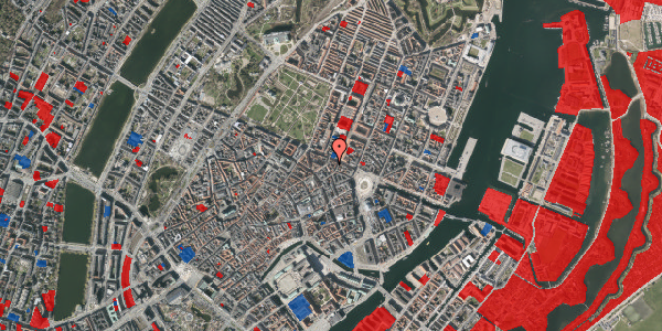 Jordforureningskort på Store Regnegade 26D, 1110 København K