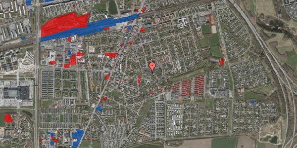 Jordforureningskort på Valbyvej 47E, st. 11, 2630 Taastrup