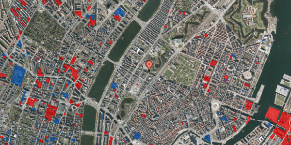 Jordforureningskort på Gothersgade 139, k2. , 1123 København K