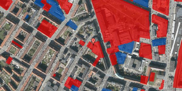 Jordforureningskort på Blytækkervej 6, st. , 2400 København NV