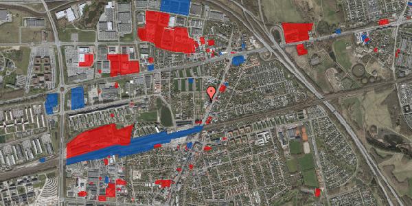 Jordforureningskort på Birkedalsvej 2, 2630 Taastrup
