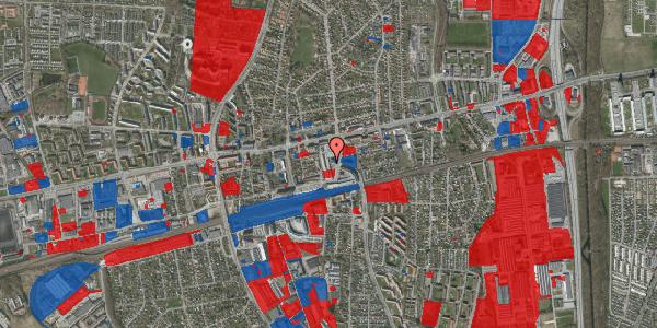 Jordforureningskort på Glostrup Shoppingcenter 68, st. , 2600 Glostrup