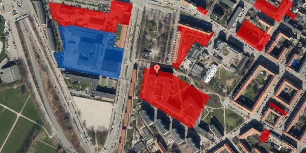 Jordforureningskort på Gråspurvevej 3, 1. 2, 2400 København NV